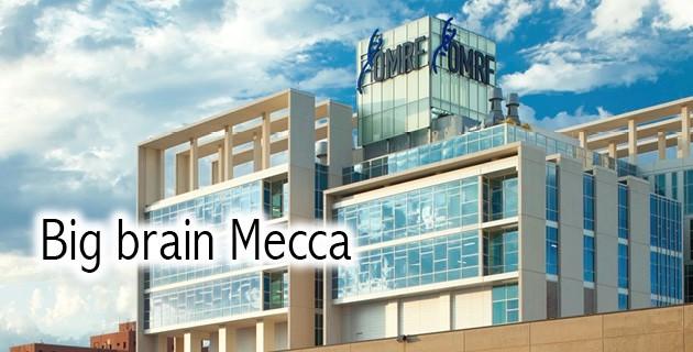 Big brain Mecca