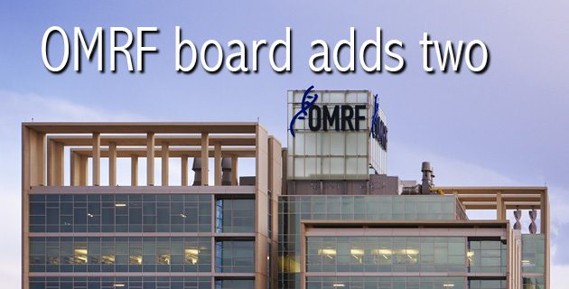 OMRF Board Adds Two
