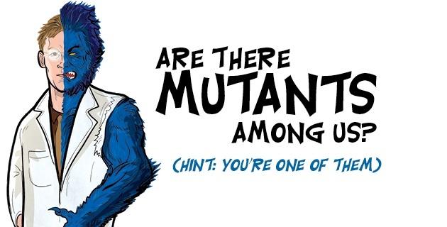 mutants carousel