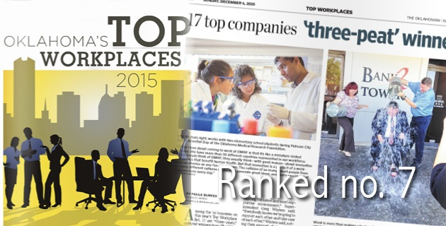 2015 Top Workplaces