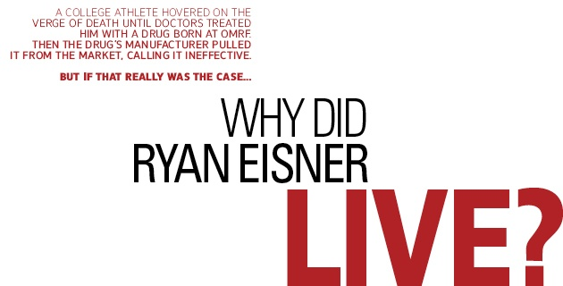 eisner carousel Why did Ryan Eisner live?
