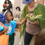 OMRF, Positive Tomorrows celebrate 10 years of trick-or-treating