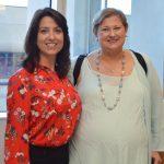 OMRF dedicates Sharon J. Bell Laboratory