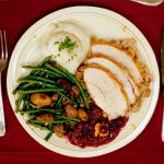 For a healthy holiday, add some color to your Thanksgiving dinner