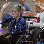 MS patients attend workshop at OMRF