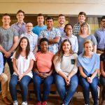 Local students finish Fleming Scholar Program at OMRF