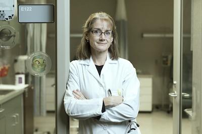 OMRF's Dr. Eliza Chakravarty